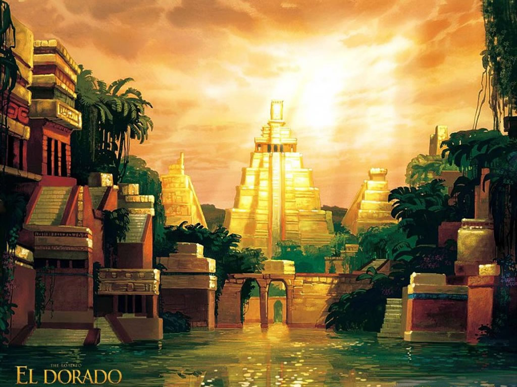 what is the legend of el dorado