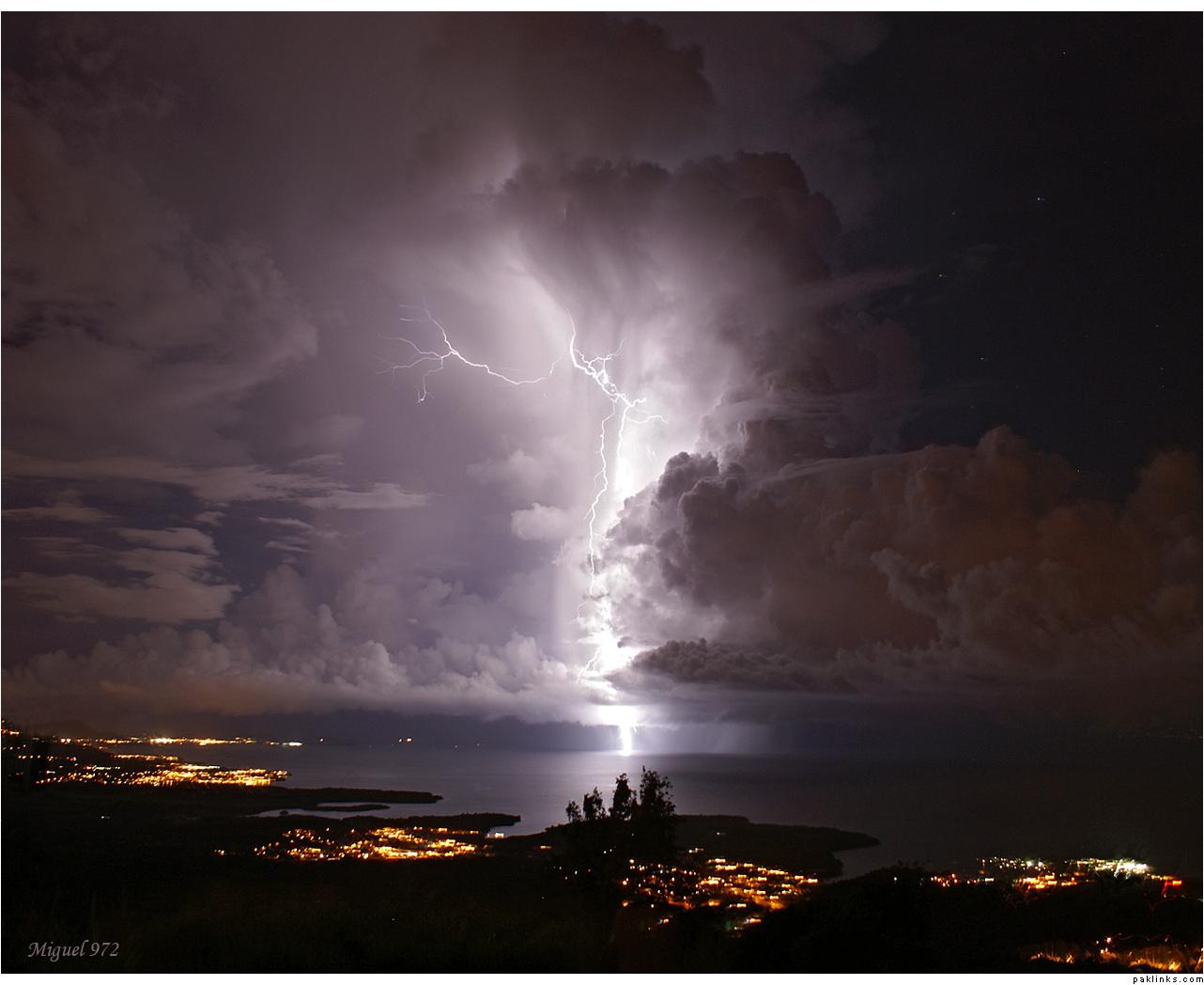 Everlasting Storm Known as Catatumbo Lightning | Annoyz View