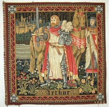 a literary analysis of king arthur in camelot Ii king arthur, guenevere, and lancelot king arthur ( ) king arthur of camelot (in britain) was born in approximately.