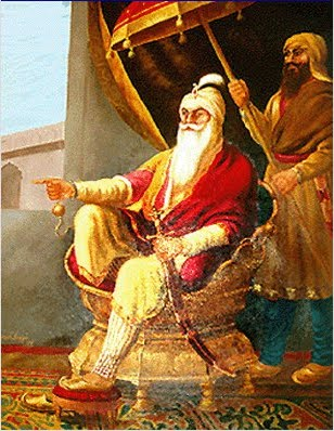 a history of maharaja ranjit singh Summer palace turned into museum, maharaja ranjit singh museum is a lovely  building which archives the royal heritage of maharaja ranjit singh such as.