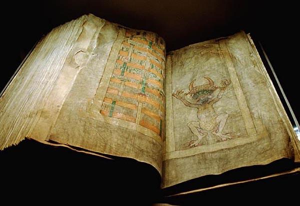 Devil's Bible or Codex Gigas