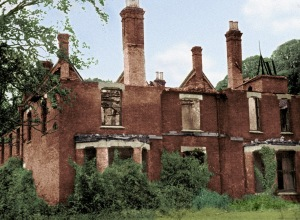 Ruins of the Borley Rectory