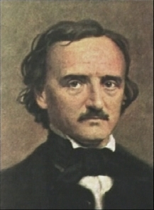 Edgar Allan Poe a notable author of our times