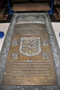 Santo Domingo Tomb