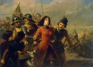Capture of Joan of Arc