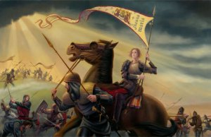 Joan of Arc the Warrior