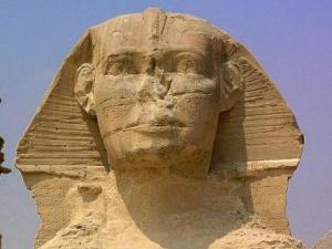 Great Sphinx Mysteries
