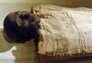 Thutmose III Mummy