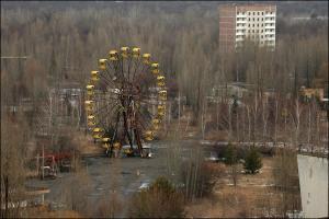 Chernobyl in Present Times