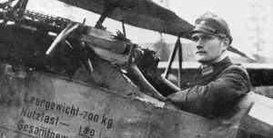 Rudolf Hess Plane