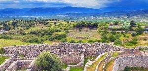 Mycenaean Civilization Ruins