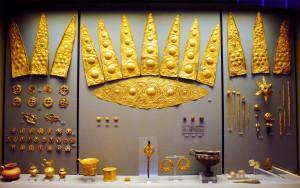 Mycenaean Jewelry