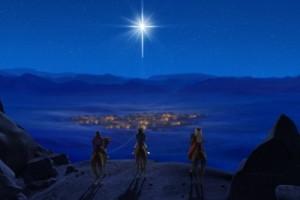 Baby Christ & Star of Bethlehem