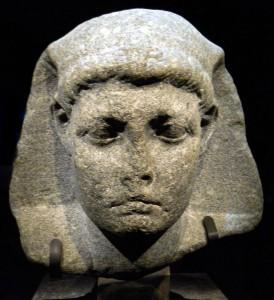 Statue of Caesarion