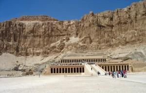 Monument of Queen Hatsheput