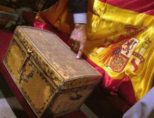 Box of Christopher Columbus