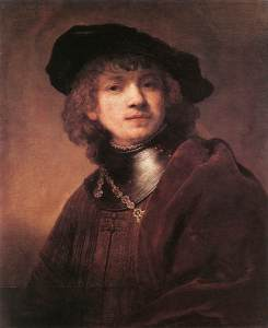 Leonardo da Vinci as Youth