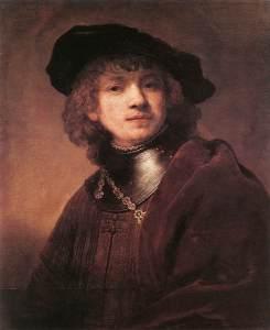 Leonardo da Vinci as Youth