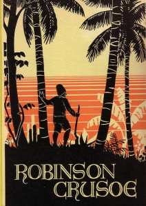 Front Cover of Robinson Crusoe