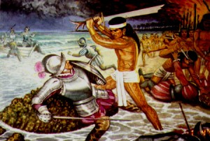 Lapu-Lapu in Battle