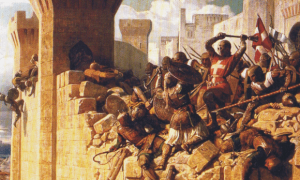 Knights Templar during the Crusades