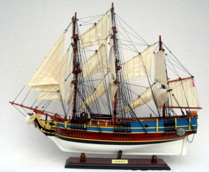 Modern Day Replica of HMS Bounty
