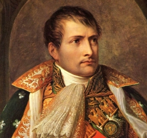 Napoleon Bonaparte Portrait