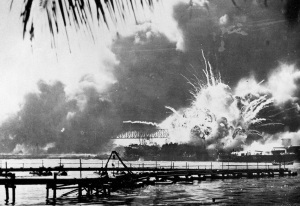 Pearl Harbor attacks