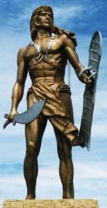 Statue of Lapu-Lapu