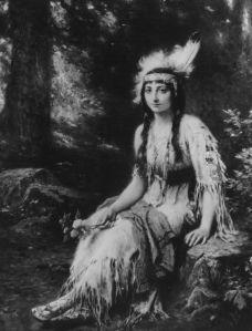 Pocahontas native American