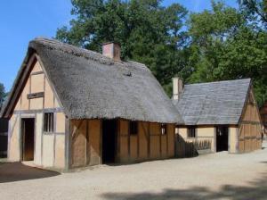 Pocahontas in Jamestown