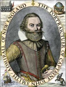 Portrait of John Smith