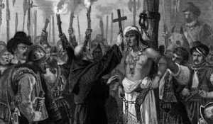 Execution of Atahualpa
