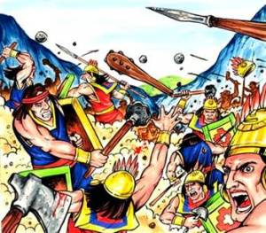 Battle of Quipaipan