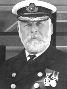 Captain Edward Smith of Titanic