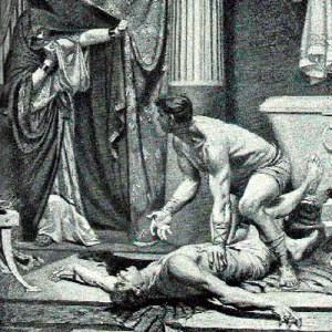 Commodus Death