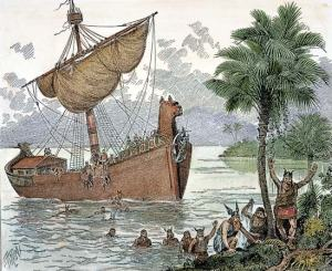 Discovery of North America by Vikings