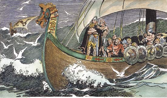vikings analysis of the vinland sagas