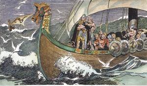 Eriksson Voyage to Greenland