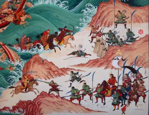 Second Mongol Invasion of Japan
