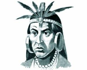 Last Inca King Atahualpa
