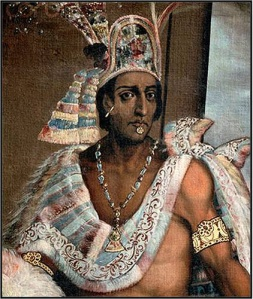 Montezuma the Aztec King