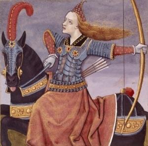Penthesilea the Fierce Warrior Queen