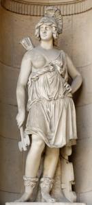 Statue of Penthesilea
